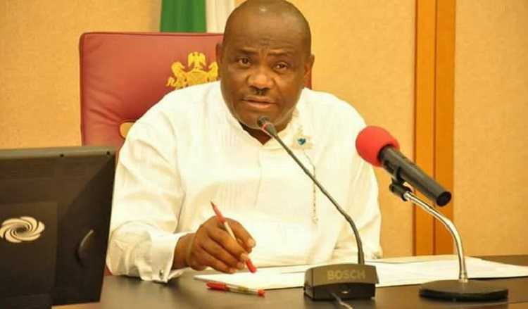 Nyesom Wike, Rivers State Governor