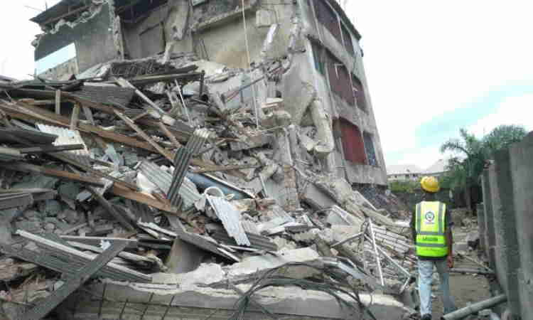 BREAKING: Eight-Storey Building Collapses In Imo – African Housing ...
